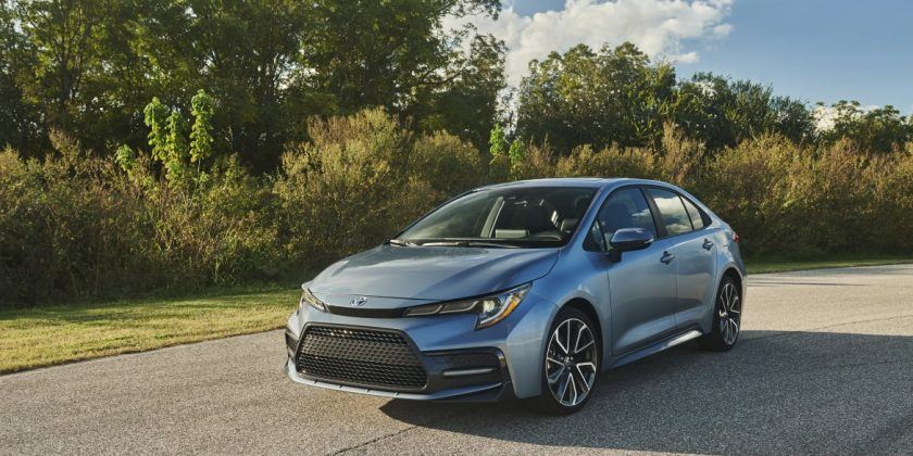 2020 Toyota Corolla Sedan Snags Hatch Looks Leaves Manual Guide
