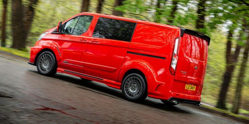 Ford Dealerships In Mississippi >> You Can Buy This Sporty Ford Transit Custom For The Uk