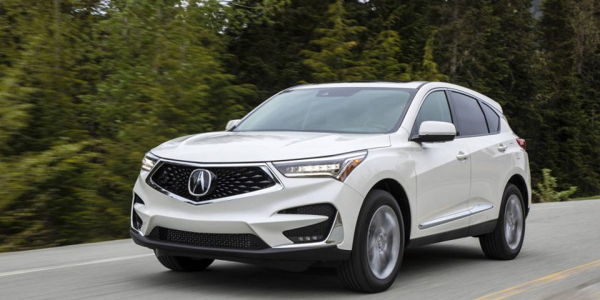 A season with the 2019 Acura RDX begins: First impressions