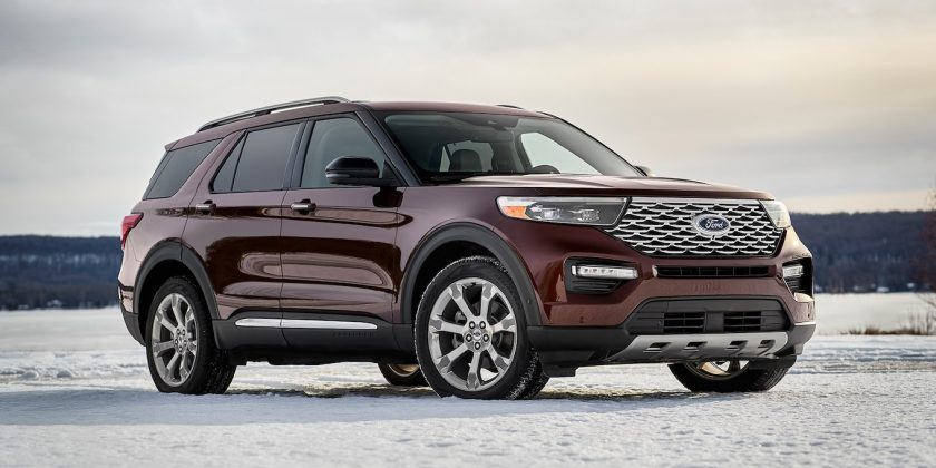 How The 2020 Ford Explorer Gained Interior Space By Switching To Rwd