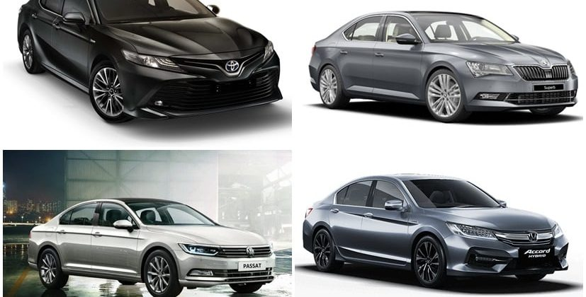 The New Gen 2019 Toyota Camry Today Officially Went On In India At An Introductory Price Of 36 95 Lakh Ex Showroom