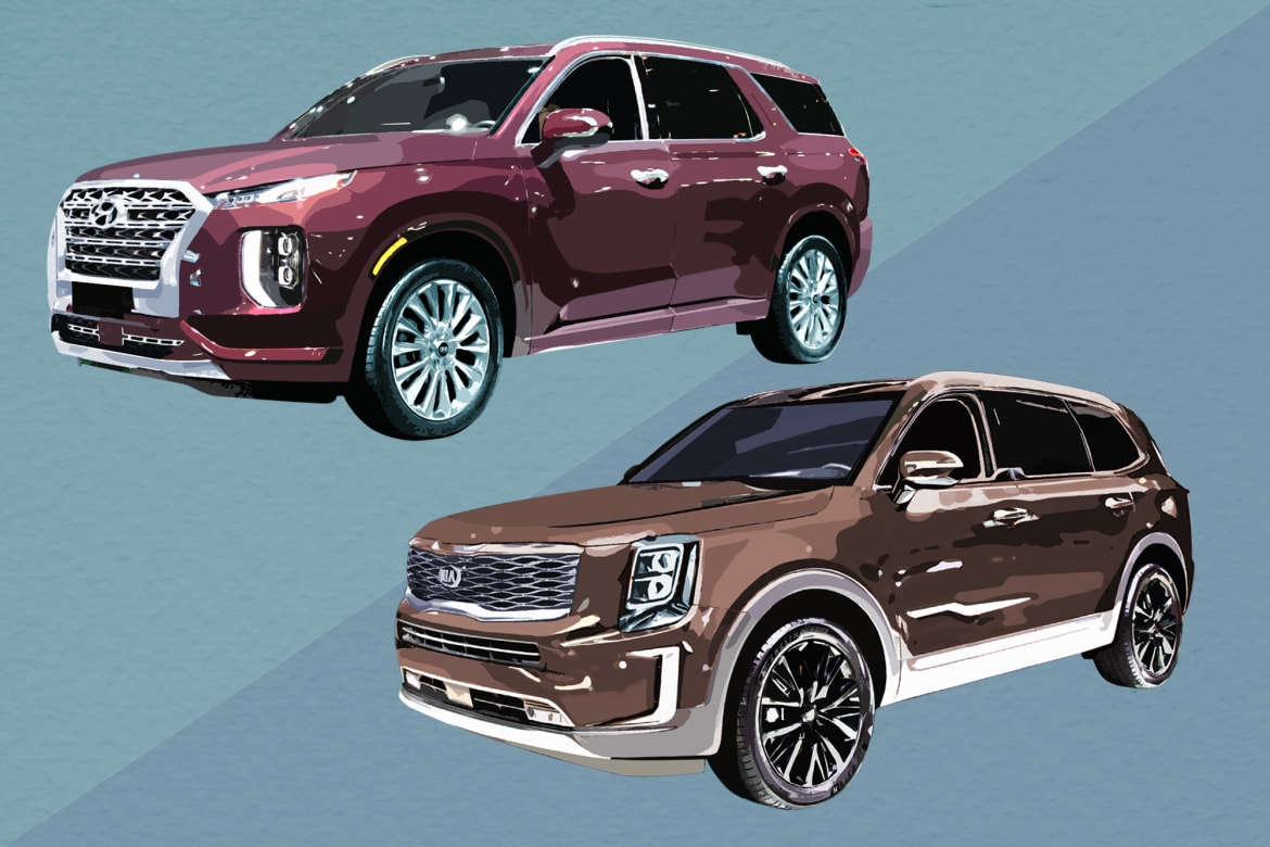 What's the Difference Between the 2020 Hyundai Palisade ...