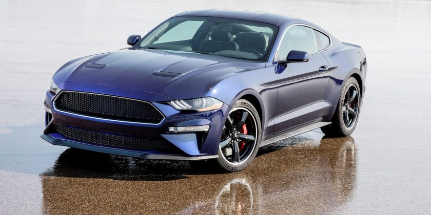 One Off 2019 Ford Mustang Bullitt Being Raffled For Juvenile