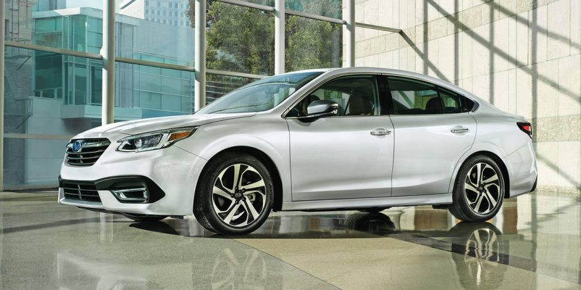 2020 subaru legacy gets its turbo back at the chicago auto