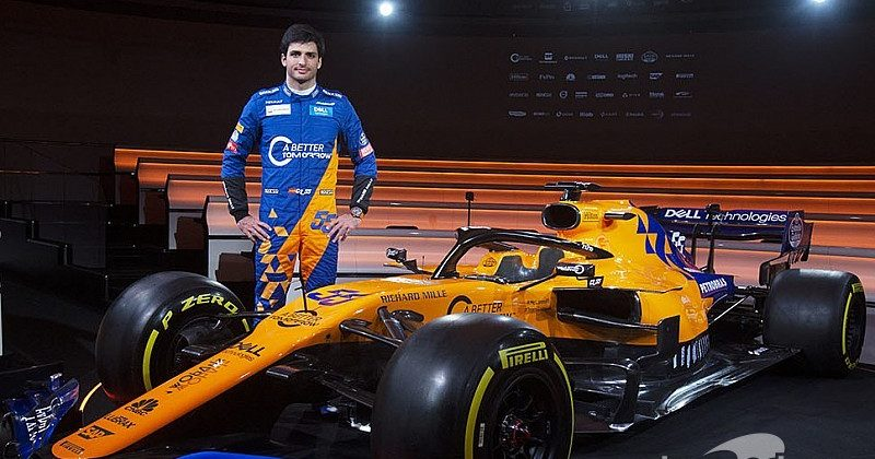 Sainz says 'good surprise' from Renault would boost McLaren