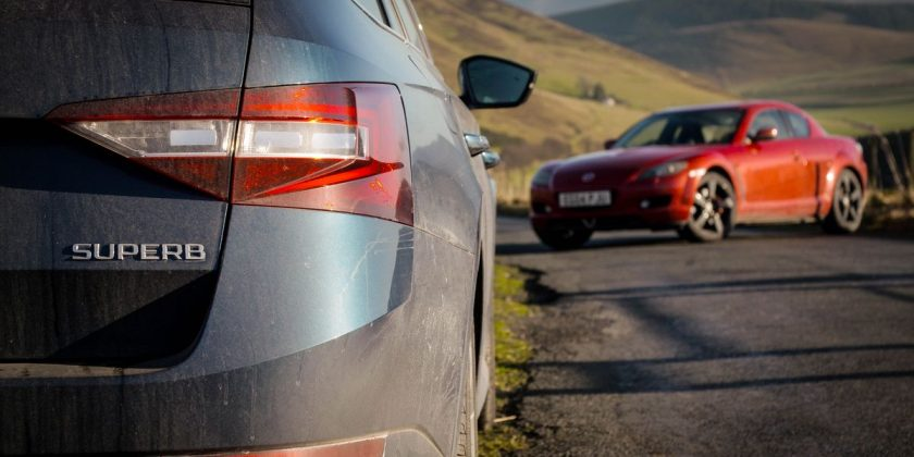 Hypermiling An Rx 8 Life On The Road In A Skoda Superb Automoto Tale