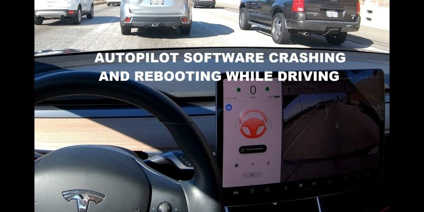 What Would You Expect To Hen If Tesla Autopilot Crashed During Your Drive