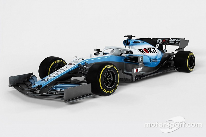 Williams Reveals Images Of 2019 F1 Car Automoto Tale