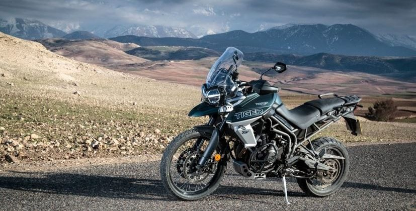2019 Triumph Tiger 800 Xca To Be Launched In India Tomorrow