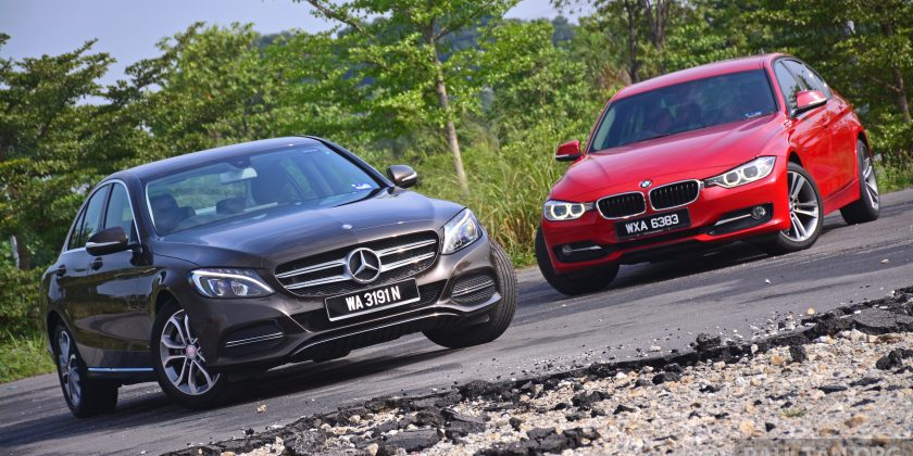 Ad To Bmw And Mercedes Benz Owners Take Part In Petronas
