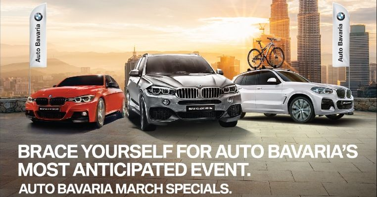 Ad Brace Yourself For Great Deals On A New Bmw And Bmw Motorrad With Auto Bavaria March Specials Automoto Tale