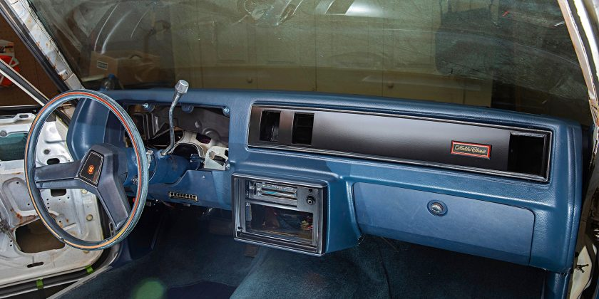 Like New Again! Restoring a 1980 Malibu Wagon Interior
