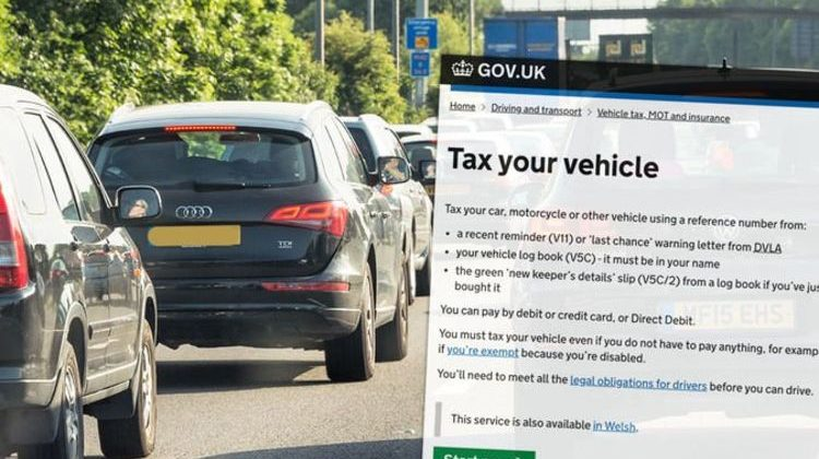 Dvla Car Tax Increase 2019 Check If You Face Paying Up To 65 For