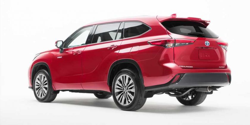 You Might Say That Articles About The 2020 Toyota Highlander Have No Business On A Website With Motto Oringcars We Re Right