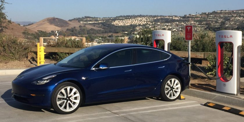 First Right-Hand-Drive Tesla Model 3 Spotted In California ...