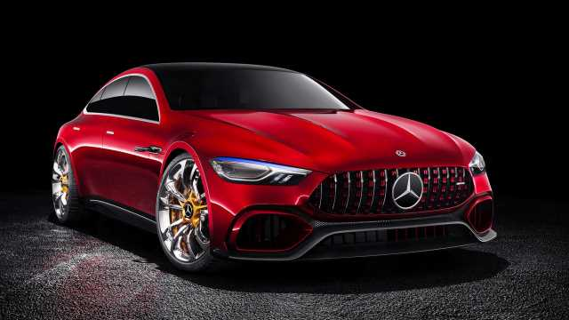 All Mercedes-AMG Models Launching From 2021 To Be ...