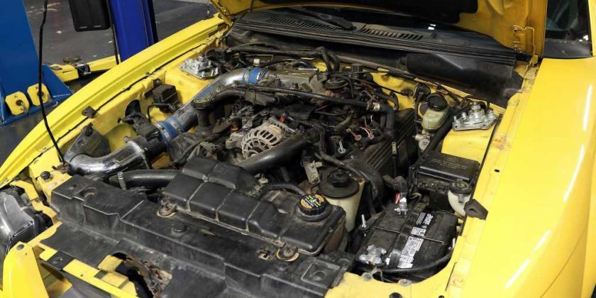 ford 410 crate engine