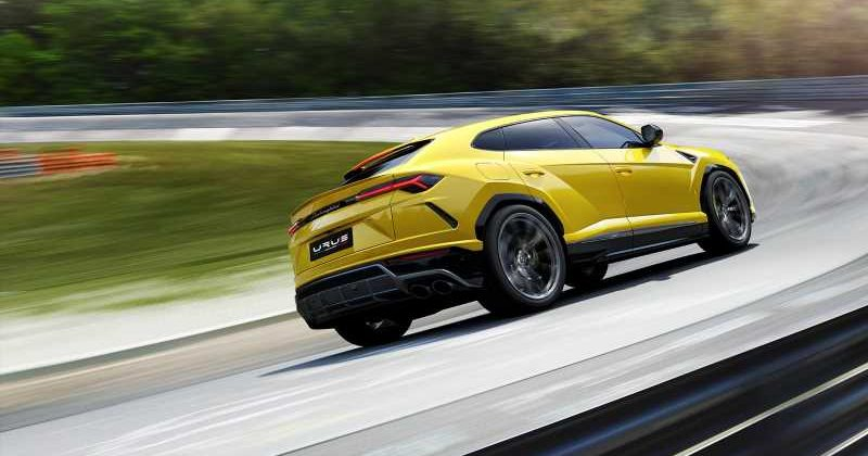 2020 Porsche Cayenne Coupe GT5 Gets Lambo Urus Engine >> Report Lamborghini To Make Urus Performance Variant Automoto Tale