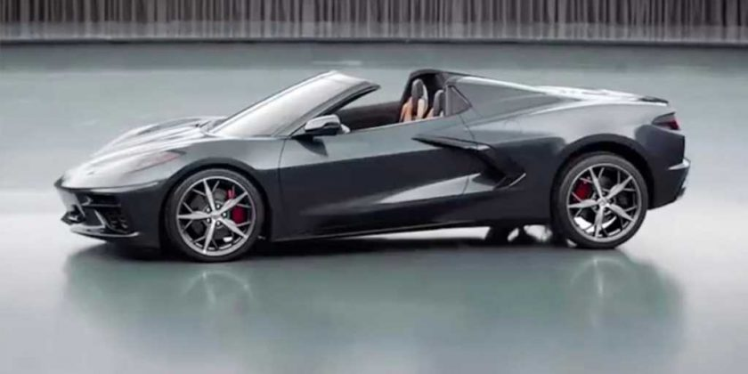 2020 Chevrolet Corvette Convertible Is on the Way | AutoMoto