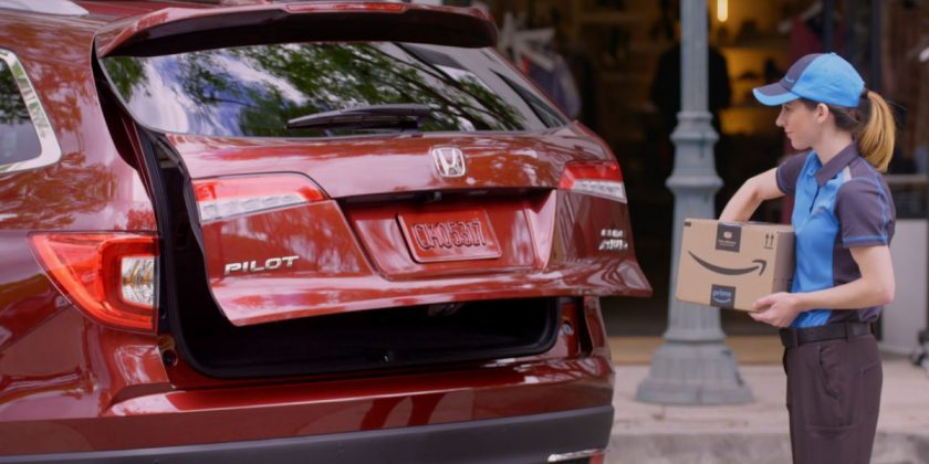 Honda Acura To Offer Amazon In Car Delivery In Us Automoto Tale