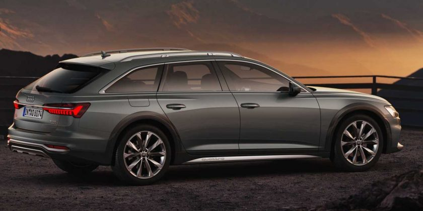 2020 Audi A6 Allroad Priced From $65,900, Nearly As Much ...