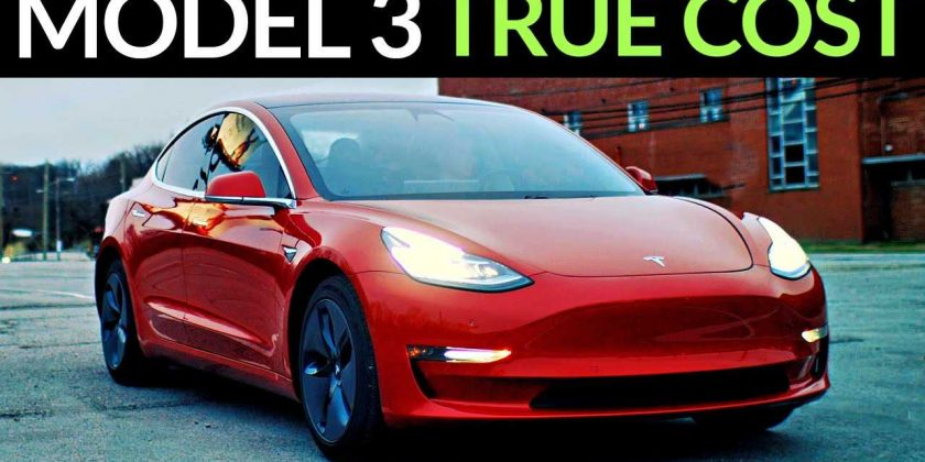 How Much Does It Really Cost To Own A Tesla Model 3 Over ...