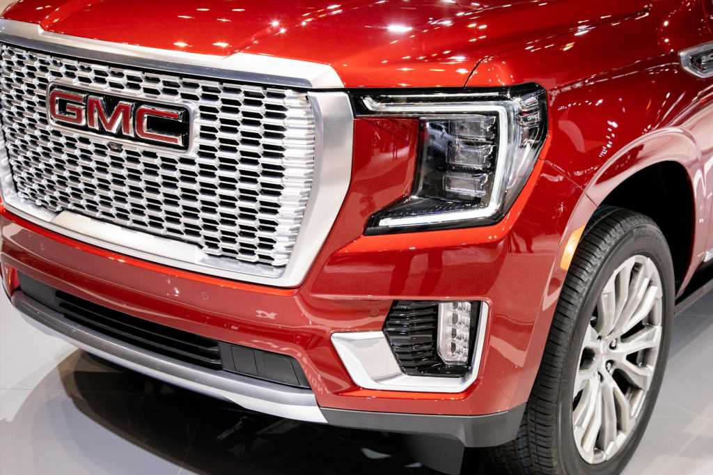 2021 gmc yukon  a denali as nice as it should be