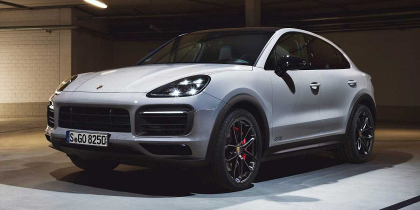 New Porsche Cayenne Gts Arrives With